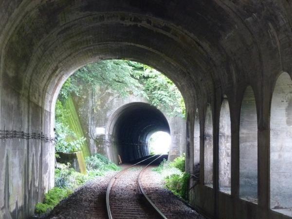 トンネルとトンネル6