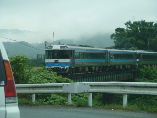 鉄橋列車7