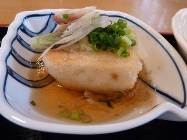 揚げだし豆腐8