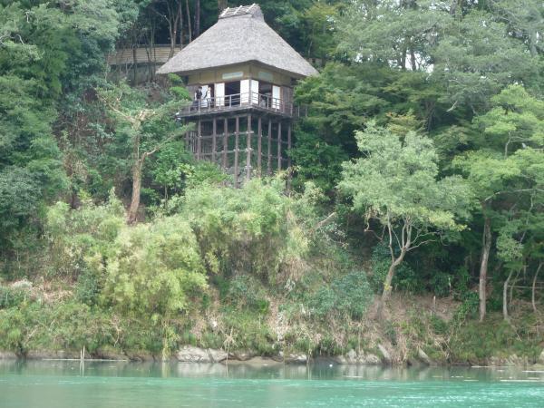 肱川から不老庵8