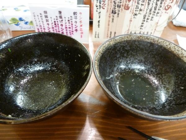 つけ麺完食4