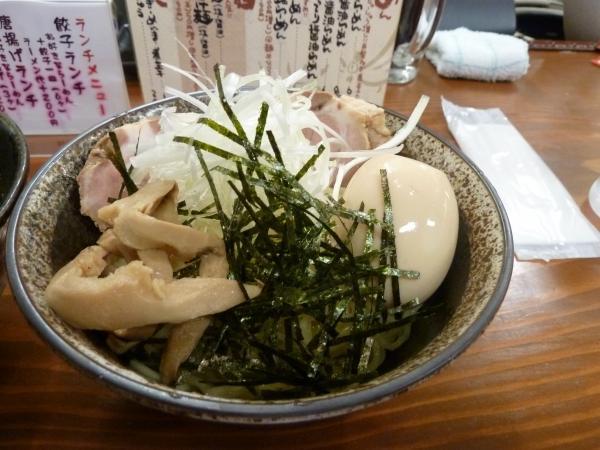 つけ麺の麺1