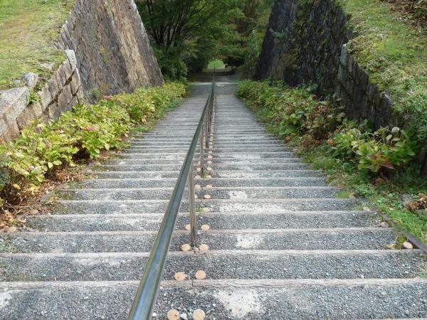 インクライン階段1