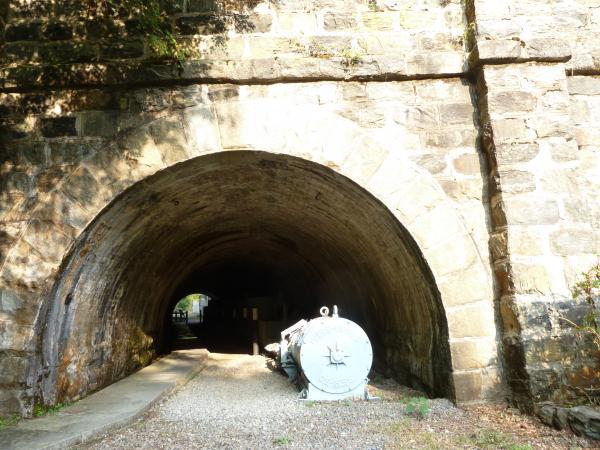 大きいトンネル1
