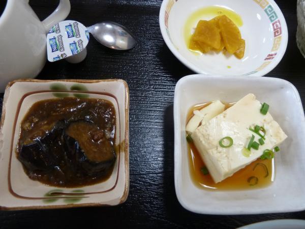 ナス肉味噌7