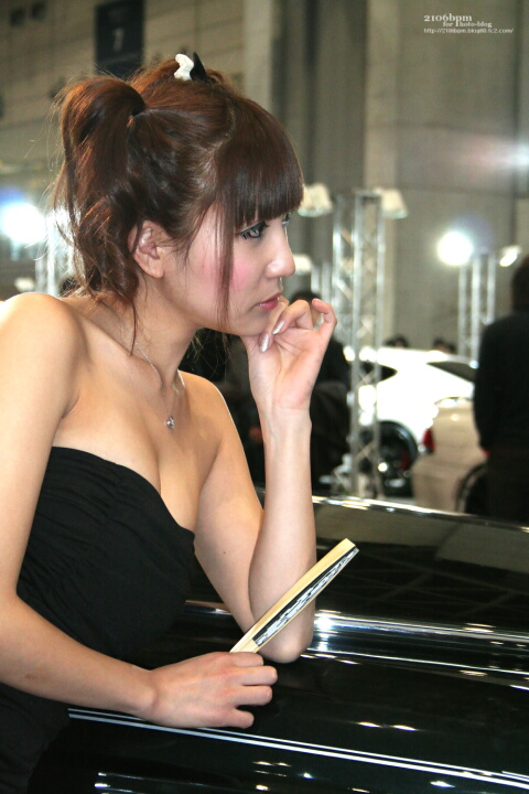 秋葉ちひろ/ JUNCTION PRODUCE -東京オートサロン2011-