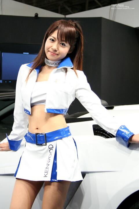 江原美有紀 / ケンウッド -東京オートサロン2011-