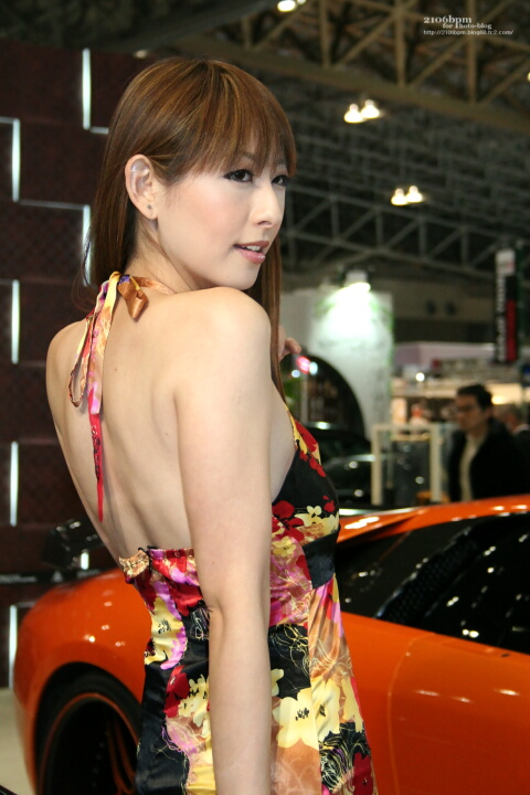 加藤綾 / AUTO COUTURE INTERNATIONAL -東京オートサロン2011-