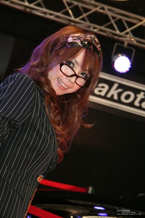 桂子/ UNIVERSALAIR -東京オートサロン2011-