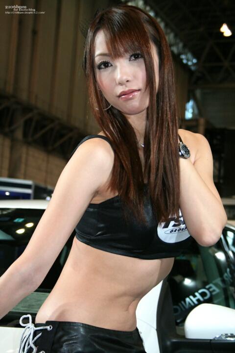 南西まどか / TSM GROUP -東京オートサロン2011-