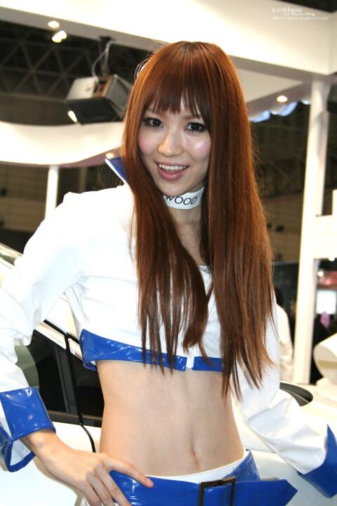 小越しほみ / KENWOOD -東京オートサロン2011-