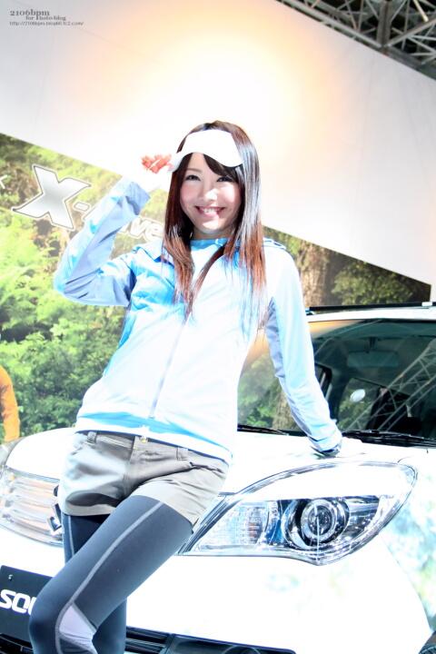 桜井ちえ / SUZUKI ステージ -東京オートサロン2011-