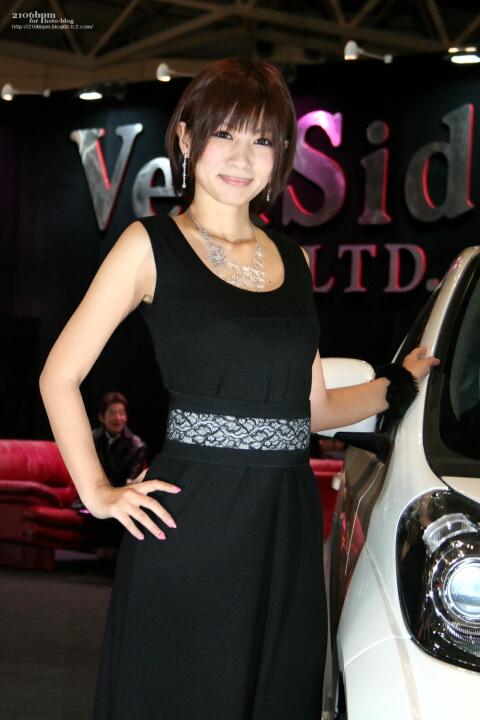 愛田麻衣 / VeilSide プレミア4509インターナショナル -東京オートサロン2011-