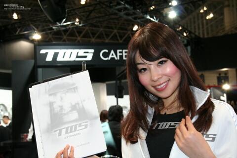 杉野ゆき / TWS -東京オートサロン2011-