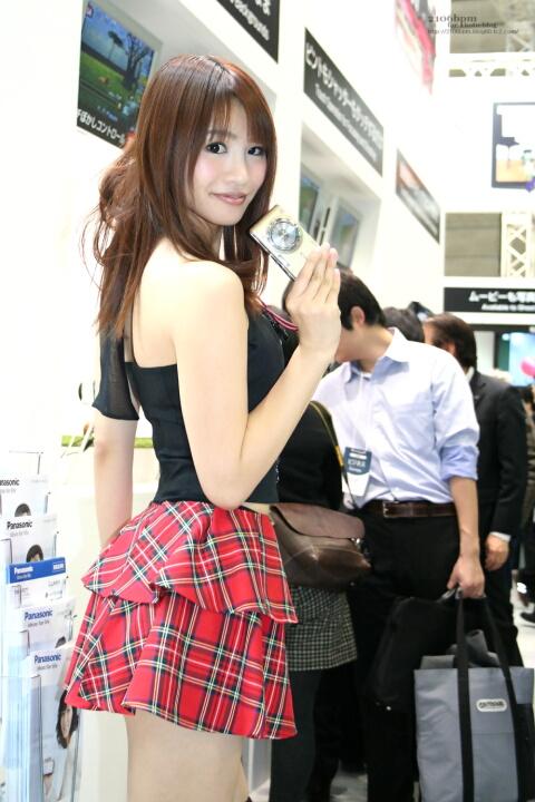 広瀬結衣 / Panasonic -CP+2011-