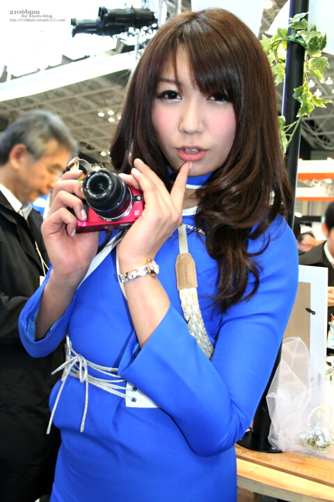 穂川果音 / OLYMPUS -CP+2011-