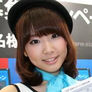 ☆三田彩乃 (ナナオ)@CP+2011☆