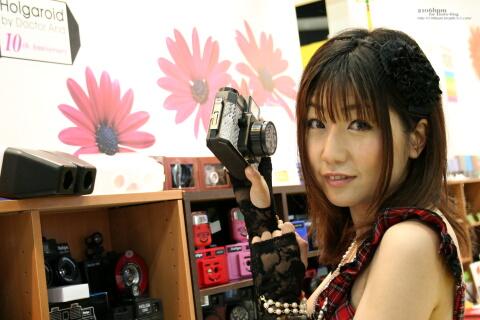 岡本けい / エーパワー -CP+2011-