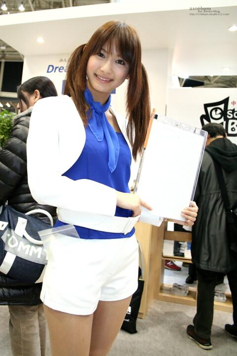 日野礼香 / DNP フォトルシオ -CP+2011-