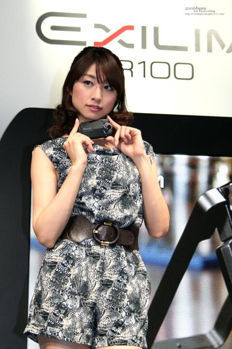森木美和 / カシオ計算機 -CP+2011-