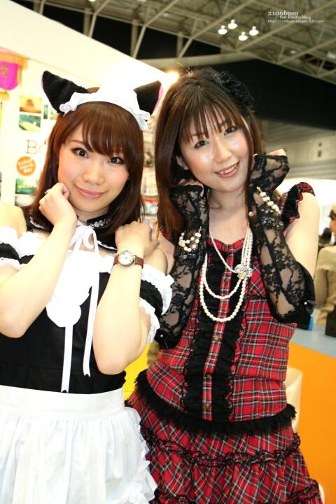 村上萌 岡本けぃ / エーパワー -CP+2011-