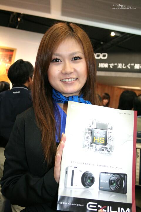 / カシオ計算機 -CP+2011-