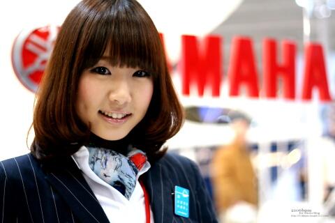 三田彩乃 / YAMAHA -ジャパンインターナショナルボートショー2011-