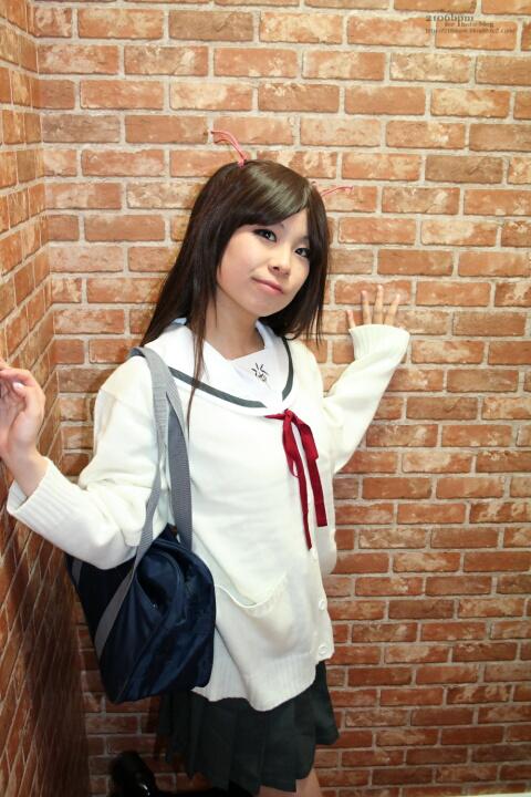 桜 青空(さくら おそら) 別所小宵(初恋限定。)@PHOTOスタジオ・サン 2nd