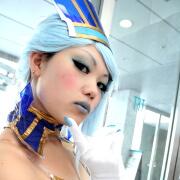 ☆いちご (ブルーローズ) @となりでコスプレ博 in TFT 2011夏☆