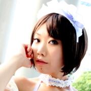 ☆みゅう (オリジナルメイド) @となりでコスプレ博 in TFT 2011夏☆