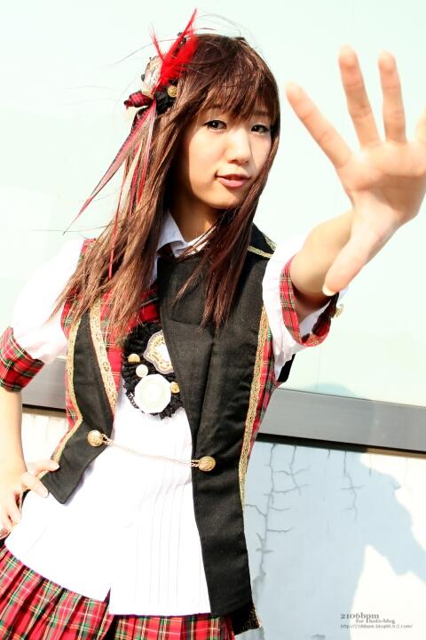 大島優子(AKB48) 高遠萌枝@となりでコスプレ博2011夏 3日目