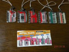 メタルプレートストラップ 002