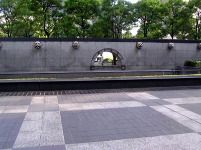 osaka building arch