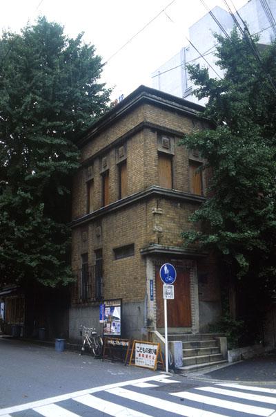 日本橋小網町 不明建物