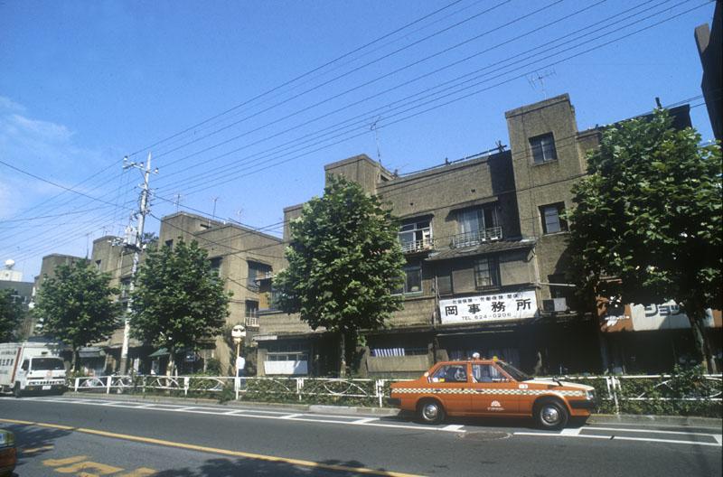 doujunkai apartment nakanogou