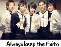 Always keep the faith