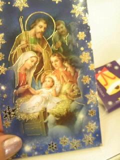 クリスマスカード^^