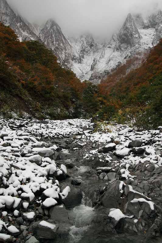 谷川岳初雪_7176