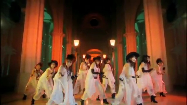 [HQ] Morning Musume - Kimagure Princess (Dance-Shot Ver.).flv_000025391
