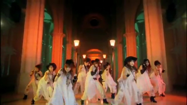 [HQ] Morning Musume - Kimagure Princess (Dance-Shot Ver.).flv_000025525