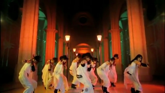 [HQ] Morning Musume - Kimagure Princess (Dance-Shot Ver.).flv_000182677