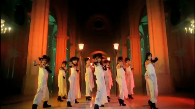 [HQ] Morning Musume - Kimagure Princess (Dance-Shot Ver.).flv_000180541