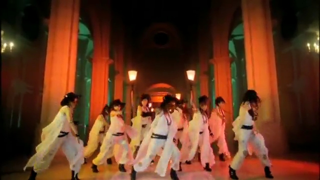 [HQ] Morning Musume - Kimagure Princess (Dance-Shot Ver.).flv_000192620