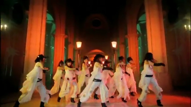 [HQ] Morning Musume - Kimagure Princess (Dance-Shot Ver.).flv_000192753