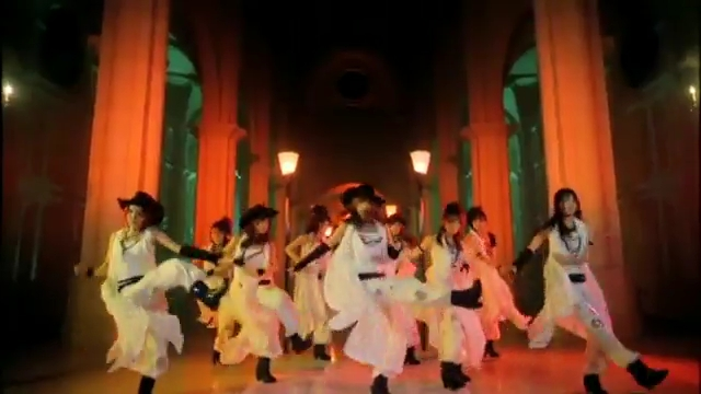 [HQ] Morning Musume - Kimagure Princess (Dance-Shot Ver.).flv_000193153