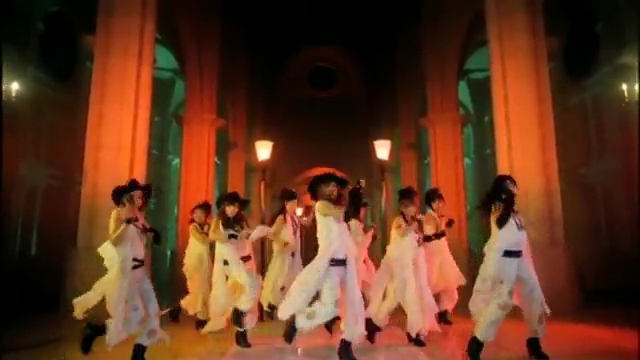 [HQ] Morning Musume - Kimagure Princess (Dance-Shot Ver.).flv_000192886
