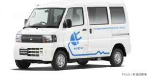 三菱 ミニキャブ EV