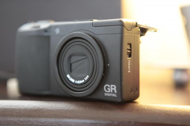 myカメラ。
