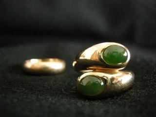 翡翠の指輪1