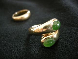 翡翠の指輪2